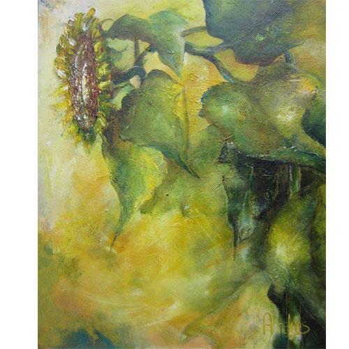 Anneloes Van der Linden  | Kunstschilder