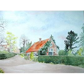 Marianne Blijdestein | Kunstschilder