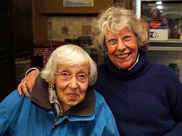 Annette Duburg & Marianna Franken