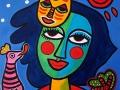 Sjoukje de Vink | Kunstschilder